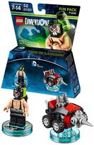 Warner home video games LEGO Dimensions DC Comics Bane Fun Pack