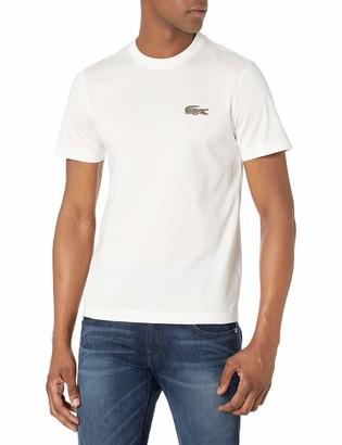 Lacoste Men's Short Sleeve National Geographic Croc T-Shirt