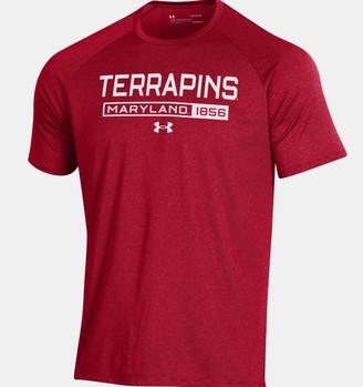 Under Armour Men's UA Tech Collegiate T-Shirt