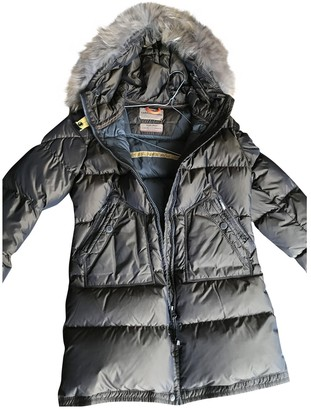 Parajumpers Brown Polyester Jackets & Coats