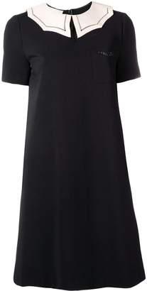 Gucci bat-embellished dress