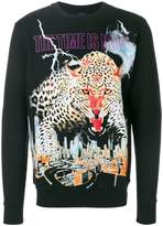 Marcelo Burlon County of Milan The Time is Now sweater