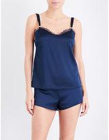 Heidi Klum Intimates Egyptian Beauty stretch-silk pyjama camisole
