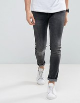 Hugo By Hugo Boss Hugo 734 Skinny Fit Stretch Dark Jeans