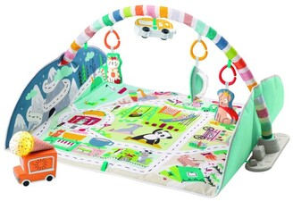Fisher-Price Jumbo Activity City Play Gym