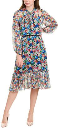 Shoshanna Galen Midi Dress