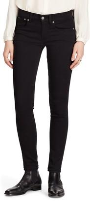 Ralph Lauren Polo Super Skinny Jeans, Black
