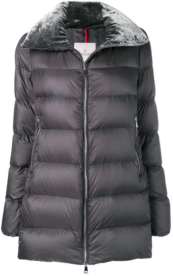 Moncler Torcol quilted coat