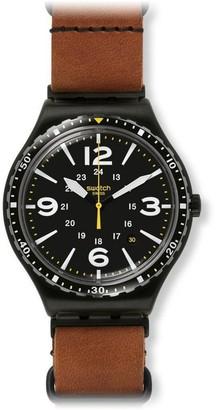 Swatch Unisex Quartz Watch Special Unit 42.7mm