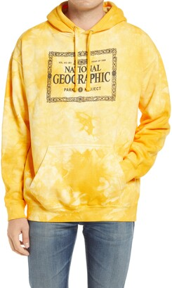 Parks Project x National Geographic Legacy Tie Dye Hooded Sweatshirt