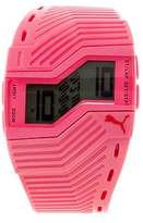 Puma Turn II Digital Black Dial Women's watch #PU910761008