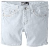 Levi's Big Girls' California White Midi Short