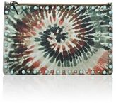 Valentino Women's Embellished Pouch-GREEN