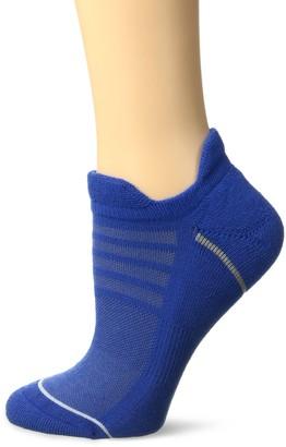 Yummie Women's Coolmax Half Cushion Mesh Block Sock