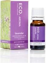 Eco Aroma Lavender Essential Oil, (0.3 oz)