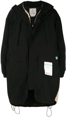 Maison Mihara Yasuhiro Duffle Coat
