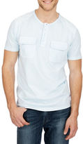 Lucky Brand Cotton Henley Tee