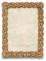 """Jay Strongwater Braided 5"""" x 7"""" Frame"""