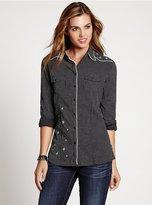 GUESS Seza Long-Sleeve Shirt