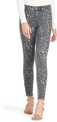 Sam Edelman The Stiletto Fray Hem Ankle Jeans