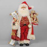 Karen Didion Originals Toy Stocking Santa