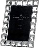 Royal Doulton Diamond Photoframe 4x6