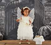 Pottery Barn Kids Monique Lhuillier Gold And Ivory Fairy Costume, 3T