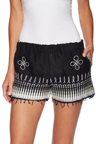 Lemlem Wubit Cotton Embroidered Short