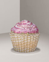 Limited Edition Strawberry Cupcake Minaudiere