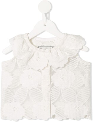 Little Bambah Floral Embroidered Top