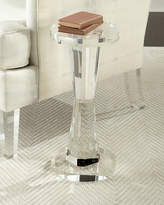 John-Richard Collection Duchess Crystal Side Table