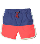 Egg Colorblock Swim Trunks