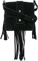 Tila March Lou satchel - women - Cotton/Calf Suede - One Size