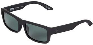 Spy Optic Discord Lite (Soft Matte Black/Happy Gray Green Polar) Fashion Sunglasses