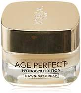 L'Oreal Skin Care Age Perfect Hydra Nutrition Day/Night Cream, 0.5 Ounce