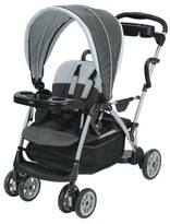 Graco Room For 2 Click Connect Stand & Ride Stroller - Glacier