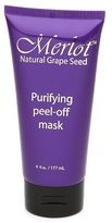 Merlot Natural Grape Seed Purifying Peel-Off Mask