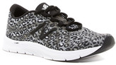 New Balance 811V2 Leopard Print Athletic Sneaker - Wide Width Available