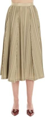 Salvatore Ferragamo origami Skirt