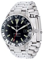 Omega 'Seamaster 50th Anniversary GMT' watch
