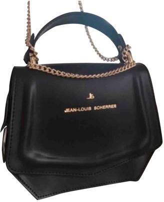 Jean Louis Scherrer Jean-louis Scherrer Black Leather Handbags