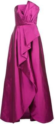 Jay Godfrey Callie strapless gown