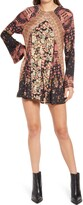 Thumbnail for your product : Free People Stevie Printed Long Sleeve Tunic Dress