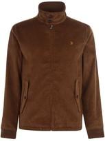 Farah Bowie Corduroy Harrington Jacket