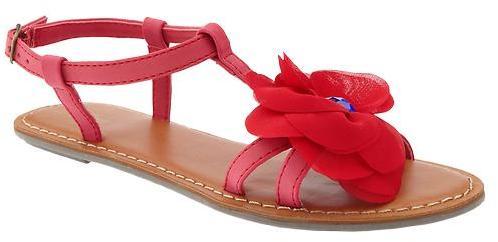 Gap Flower sandals