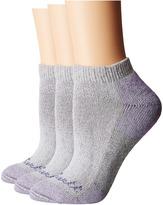 Carhartt Cotton Low Cut 3-Pack Women's Crew Cut Socks Shoes