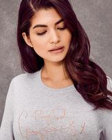 Ted Baker âDrop Ted gorgeousâ cashmereblend sweater