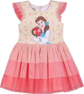 Pippa & Julie x Disney Belle Tiered Dress