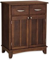 Home Styles Small Buffet/Server with Cherry Wood Top