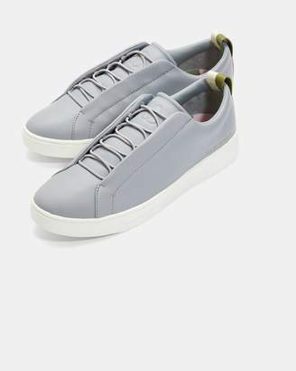 Ted Baker Elastic Lace Trainers